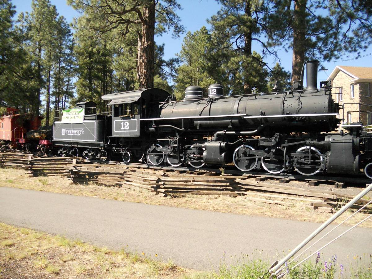 1928 Baldwin steam engine