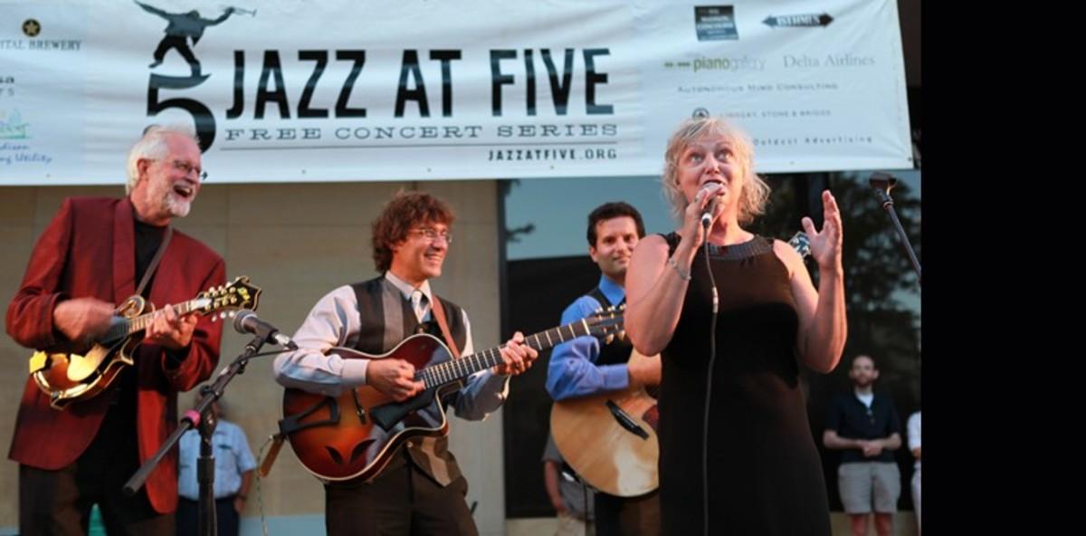 Jazz at 5 Summer Series