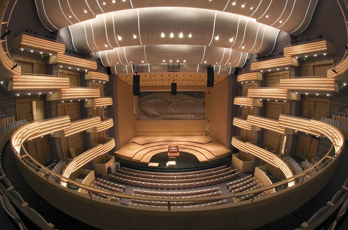 Overture Center, Madison