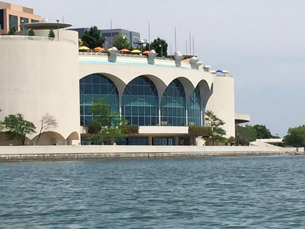 Monona Terrace Convention Center
