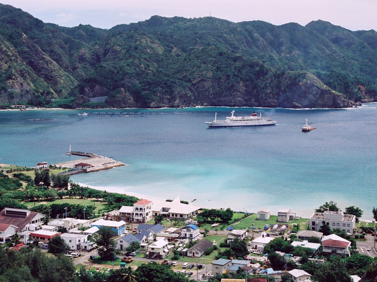 Chichijima, Ogasawara Islands.