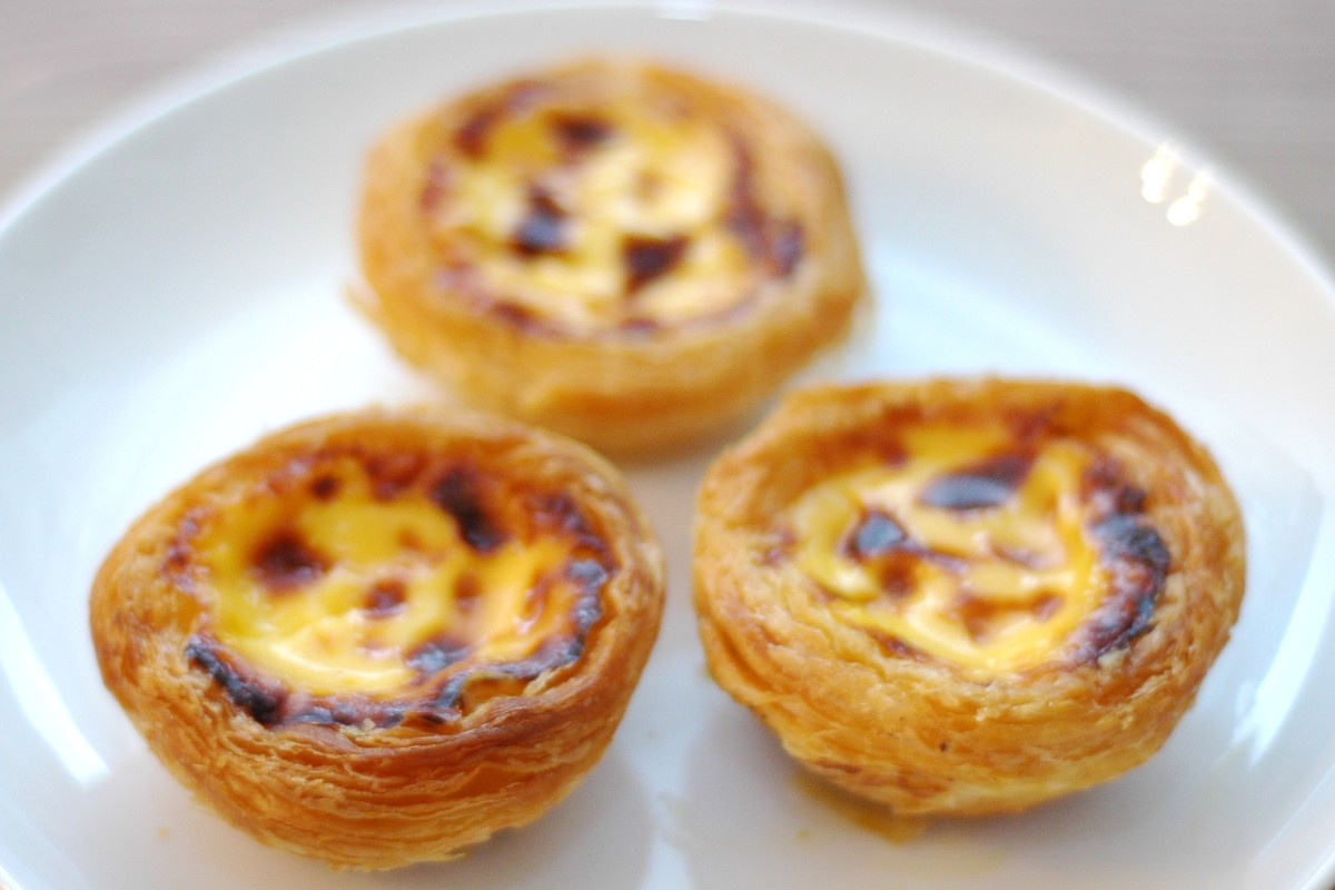 Macau is famous for its delicious Portuguese egg tarts.