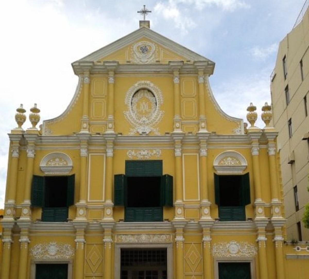 St Domingo's