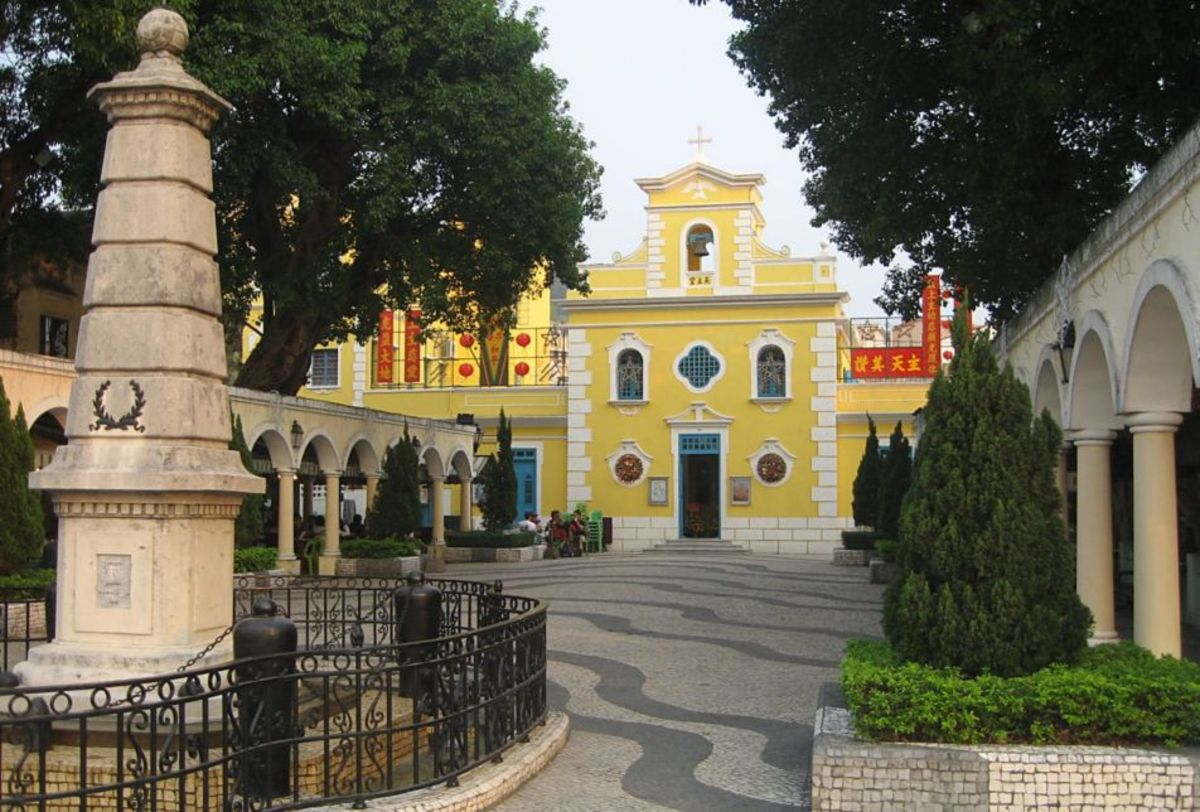 St Francis Xavier's Church