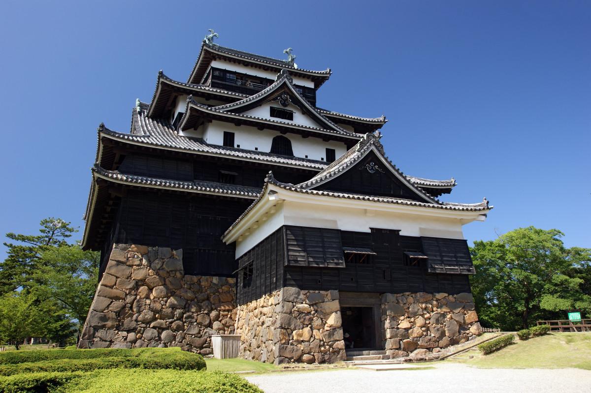 Matsue Castle, Matsue.