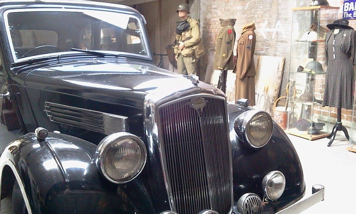 A fully roadworthy Wolsey currently lives in the Tin Shed along with artifacts and models.