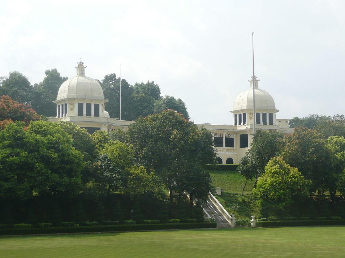The Old Istana Negara.