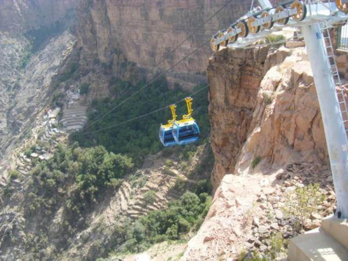 Abha Cable Car