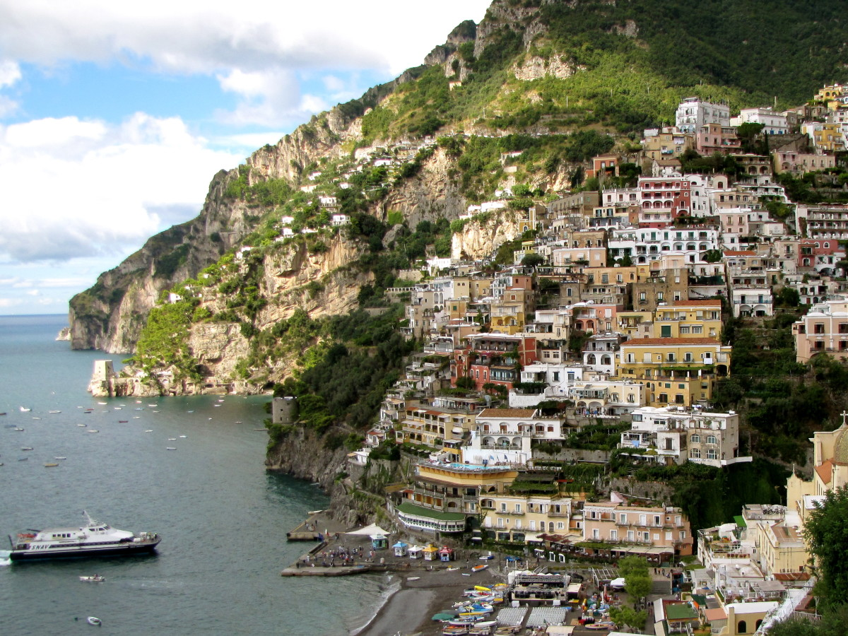 Beautiful Positano