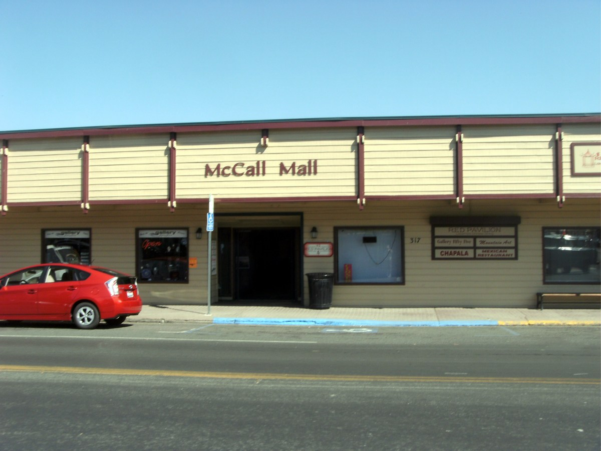 The McCall Mall