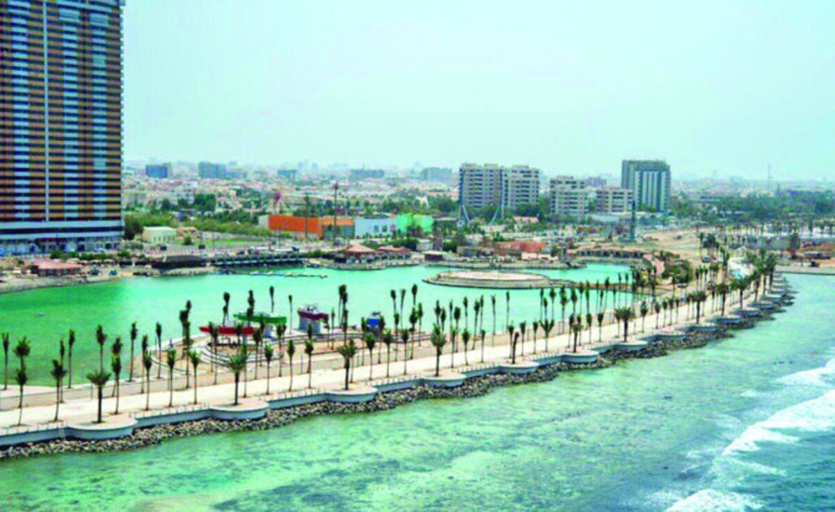 Jeddah's revamped waterfront