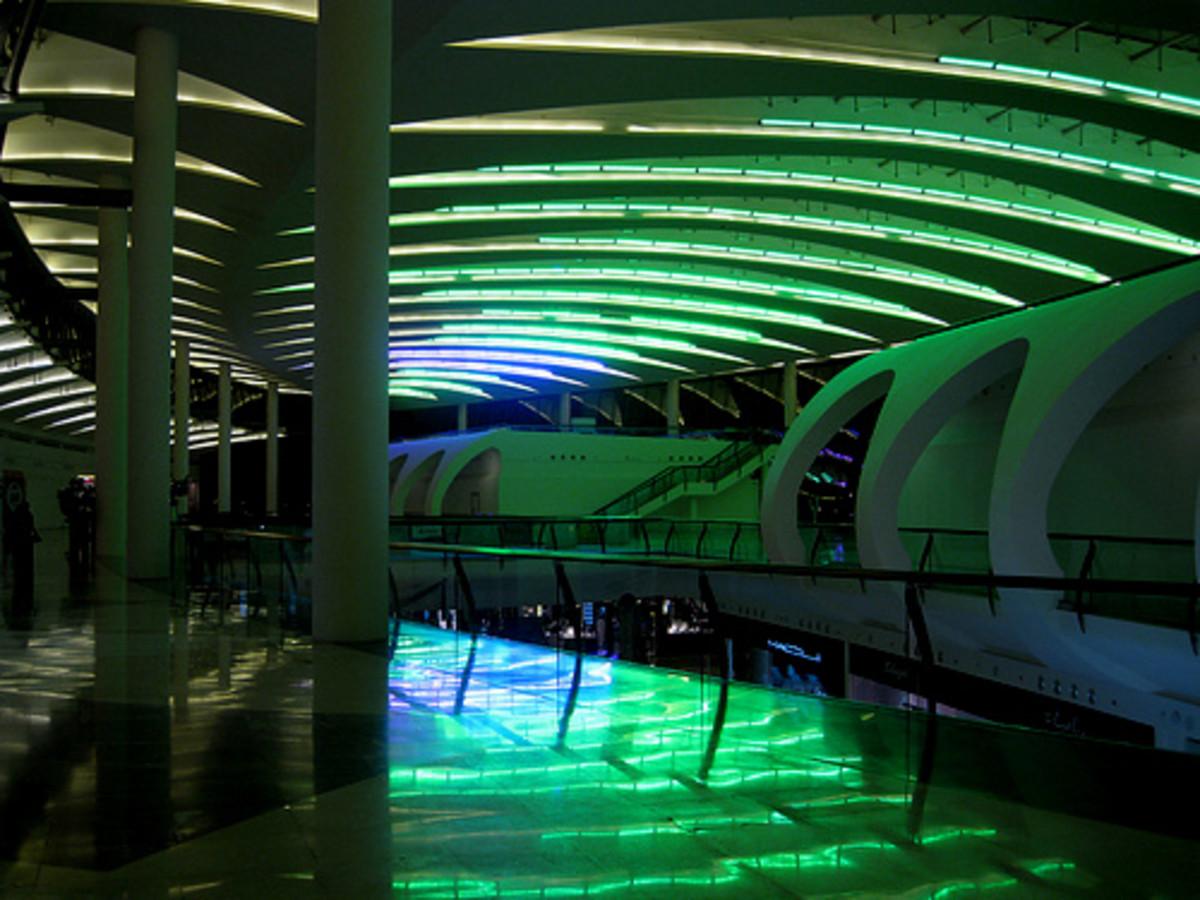 Mall of Arabia in Jeddah