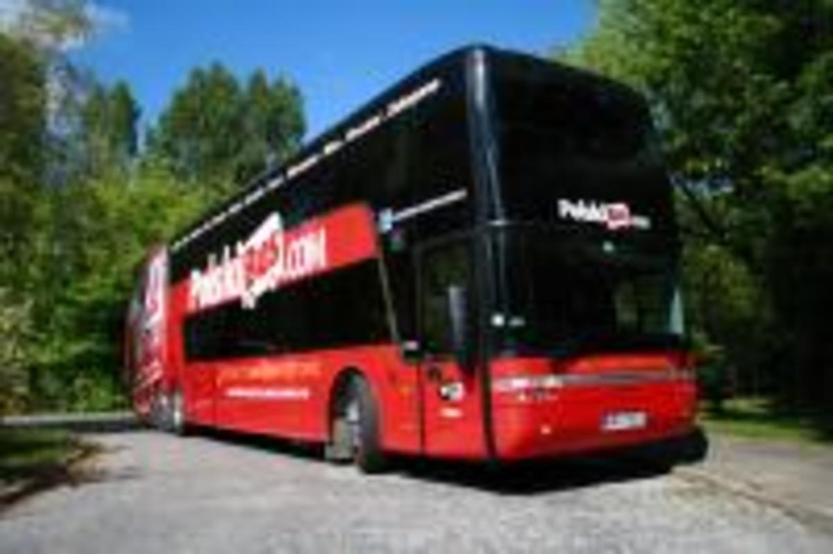 Polskibus Review: Low Budget Bus Travel in Poland