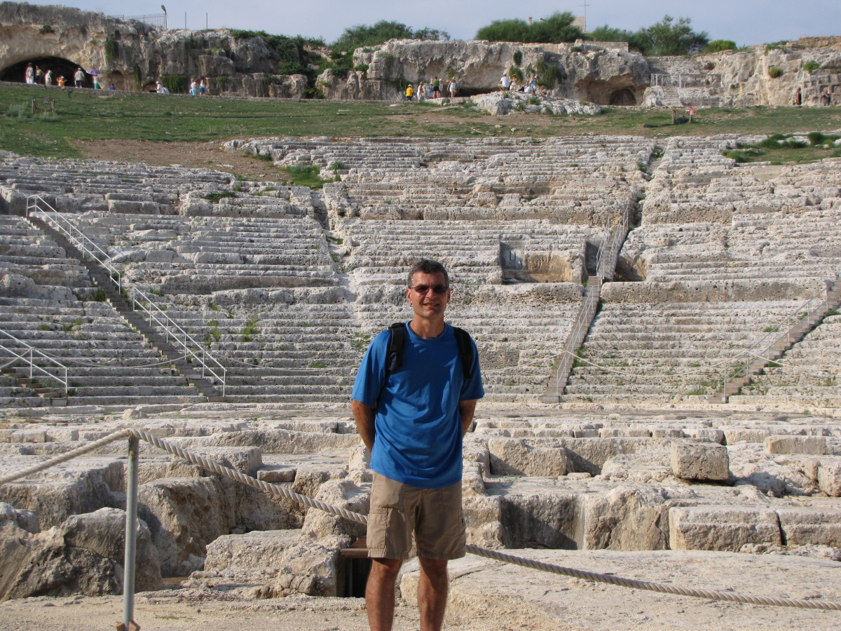 The Greek Theatre