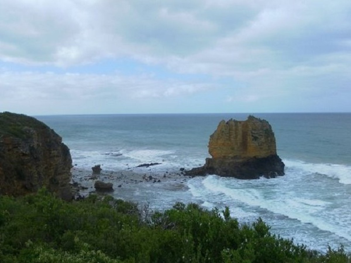 Eagle Rock Marine Sanctuary, Aireys Inlet