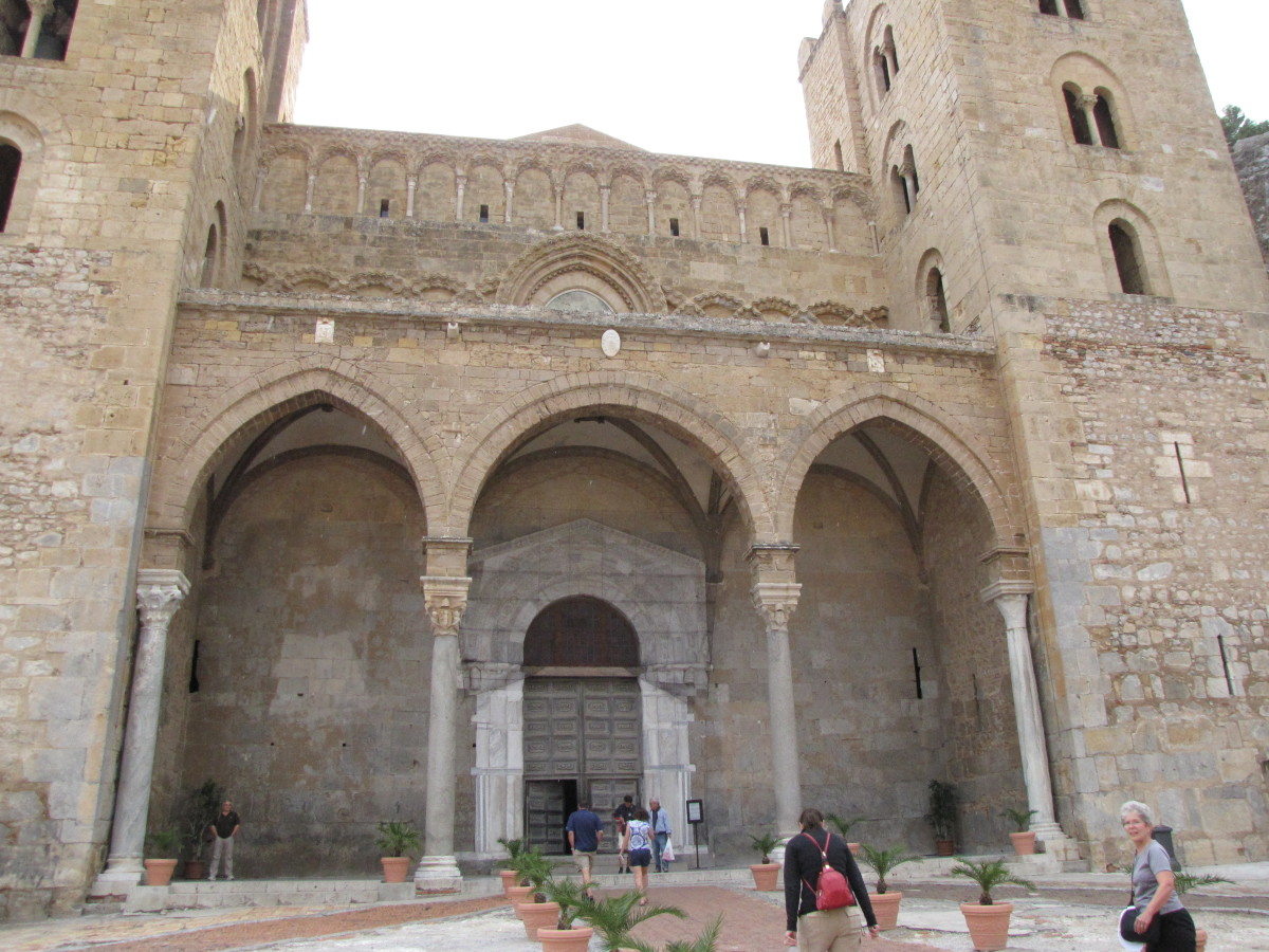 The Duomo of Cefalu