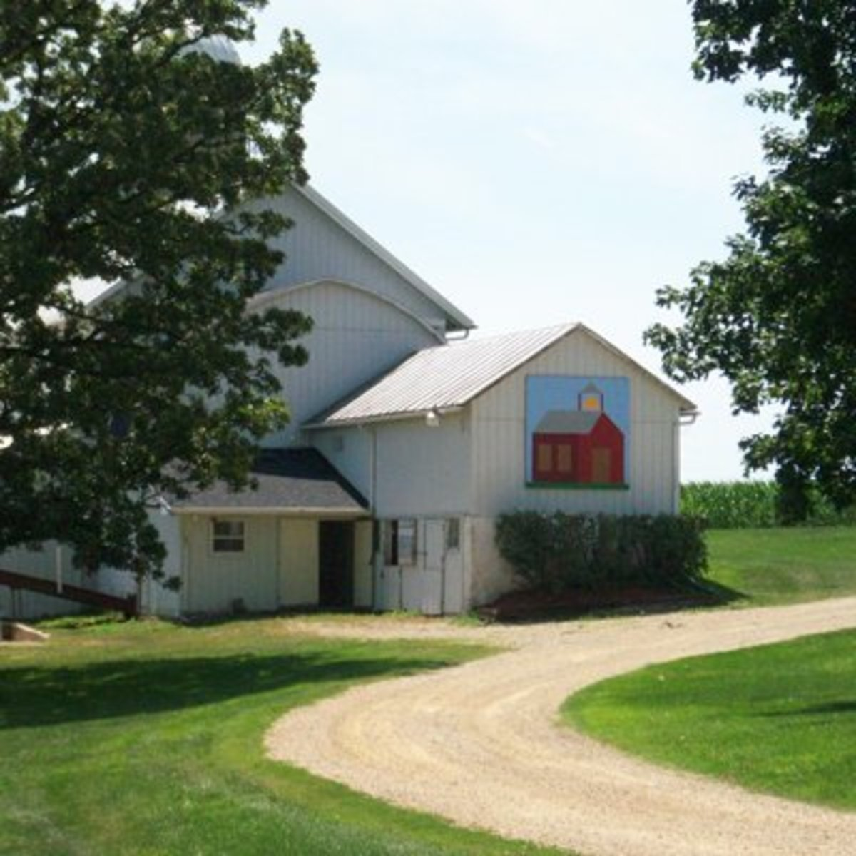 Located on the farm of Dean and Rae Reeson.