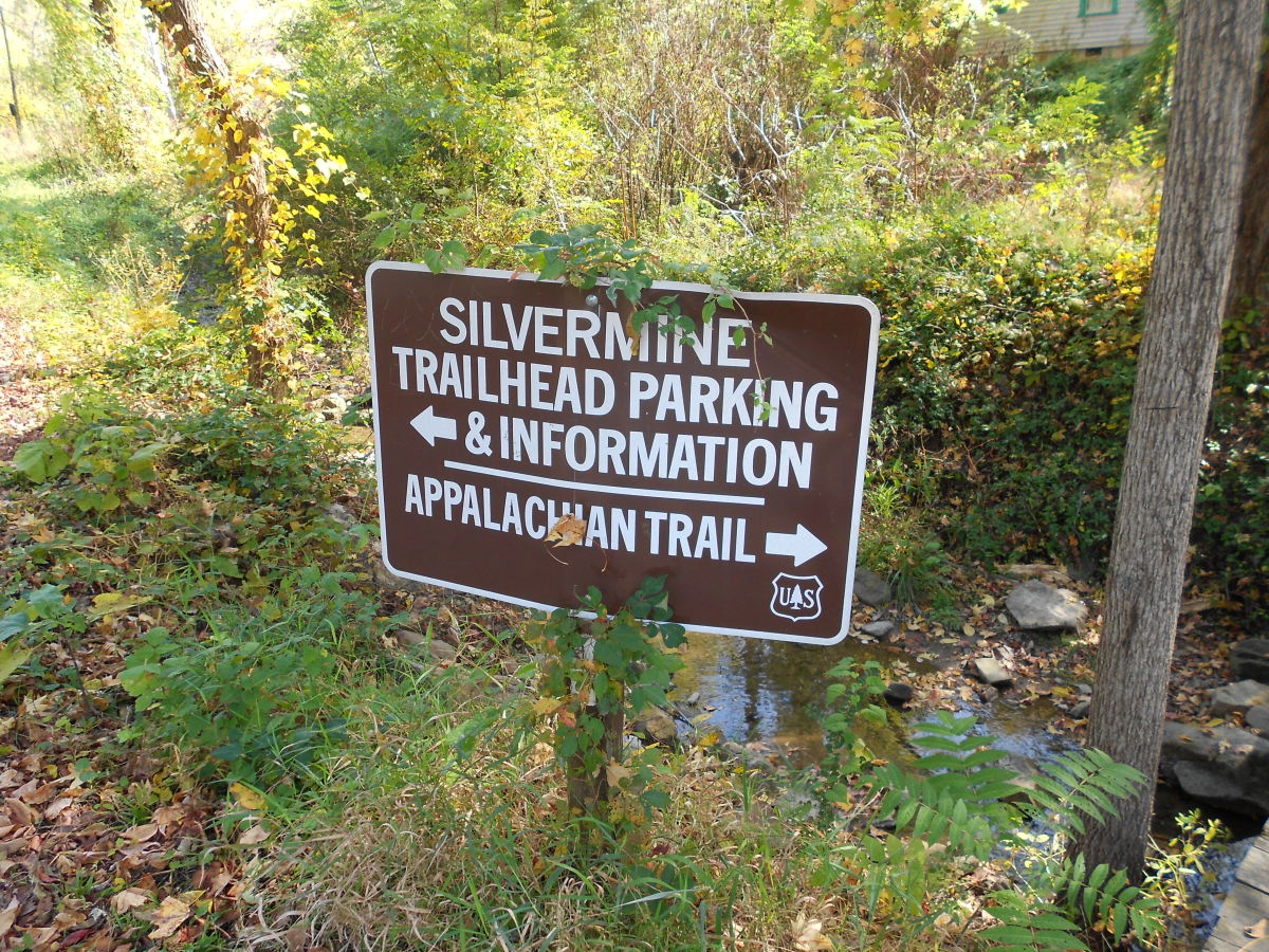 The Appalachian Trail runs right through the middle of Hot Springs.  Hot Springs is a great starting and destination point for Appalachian Trail adventures.