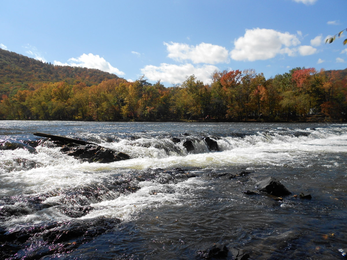Take a white water rafting trip as part of your Hot Springs adventure vacation.
