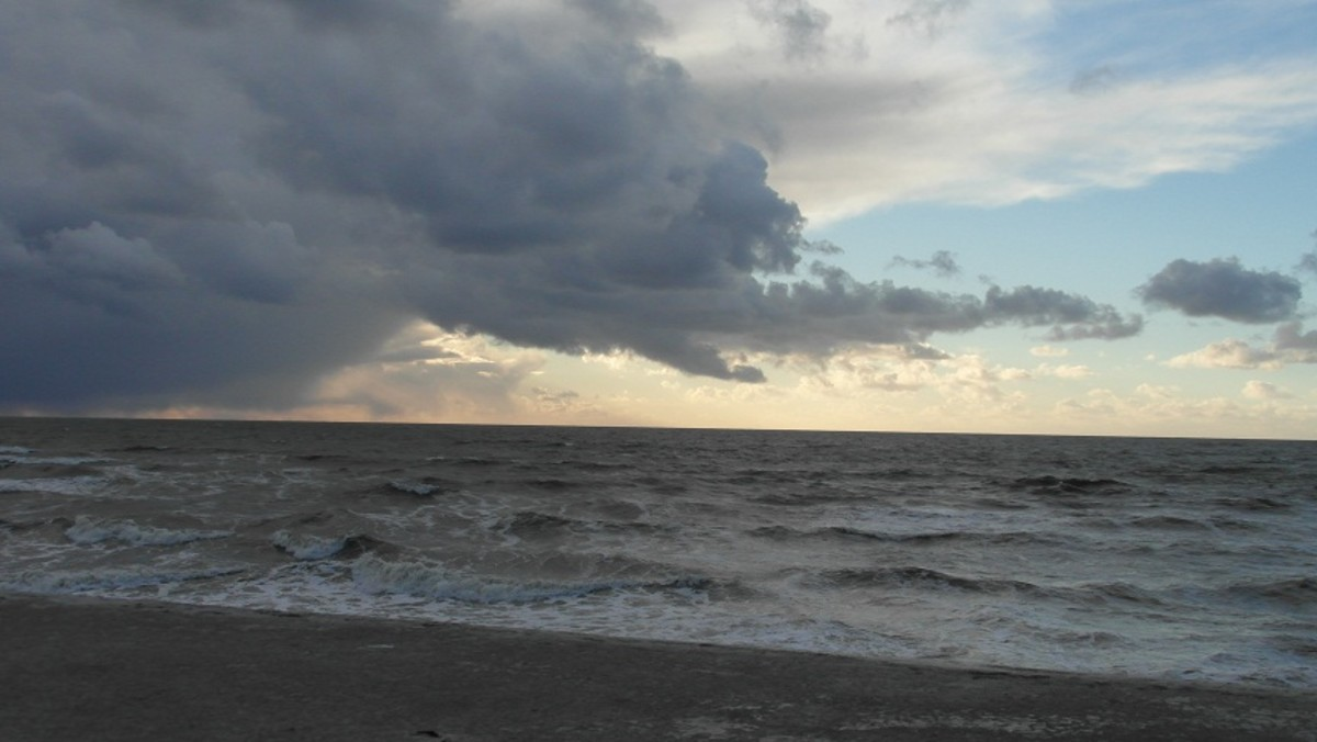 Blackpool Seascape