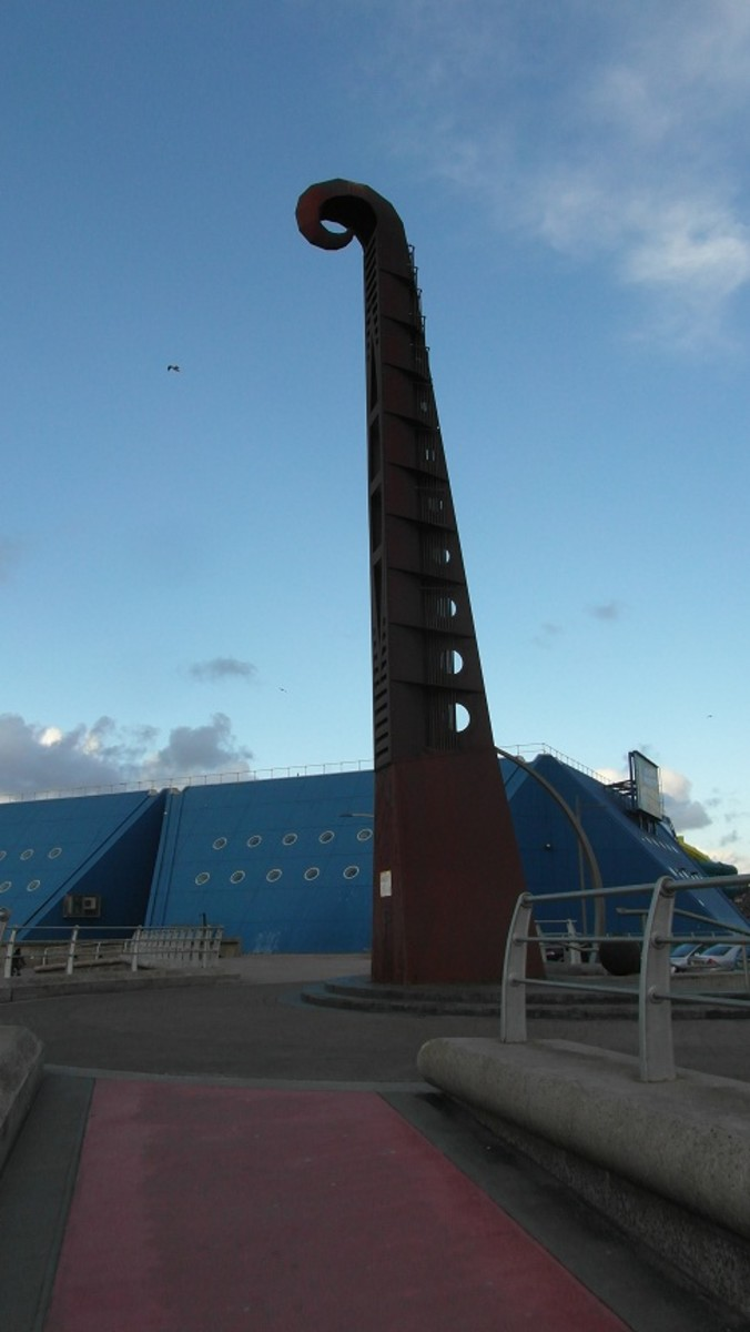 Blackpool Tide Organ