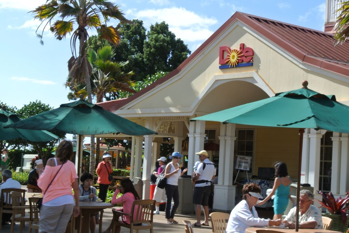 Enjoy sunshine and history at the Dole pineapple plantation