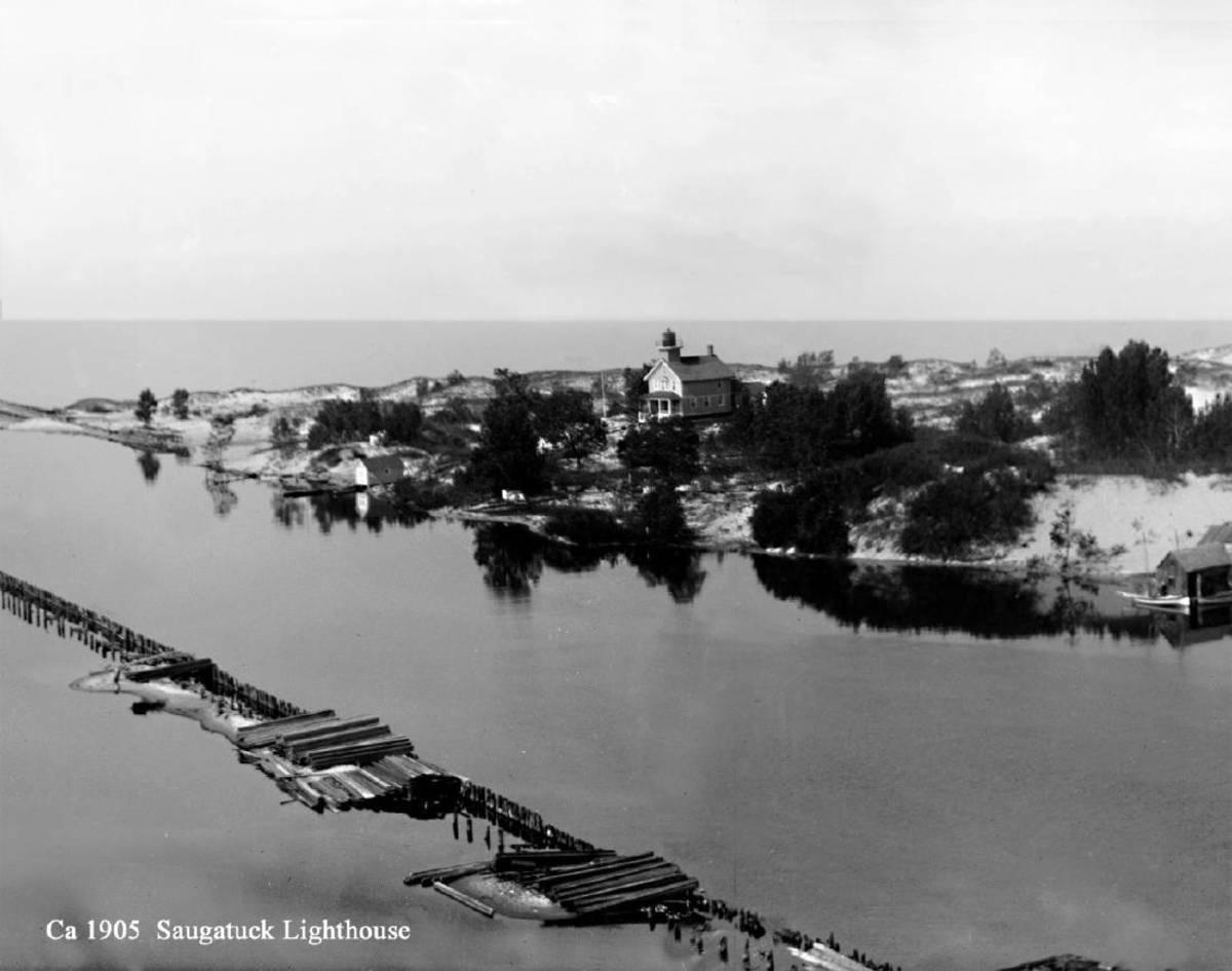 The Former Kalamazoo River Mouth