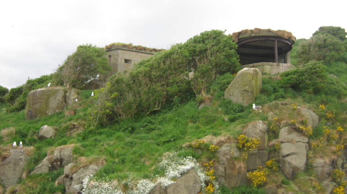 World War II fortifications