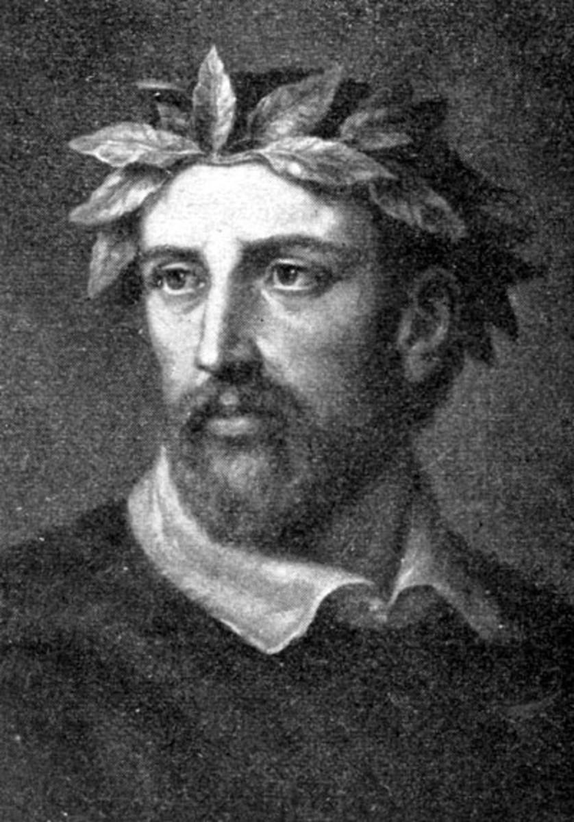 Sorrento-born 16th century poet Torquato Tasso