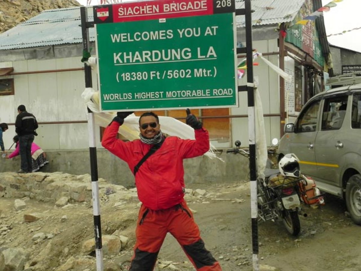 Khandung La: The Highest Motorable Pass in the World