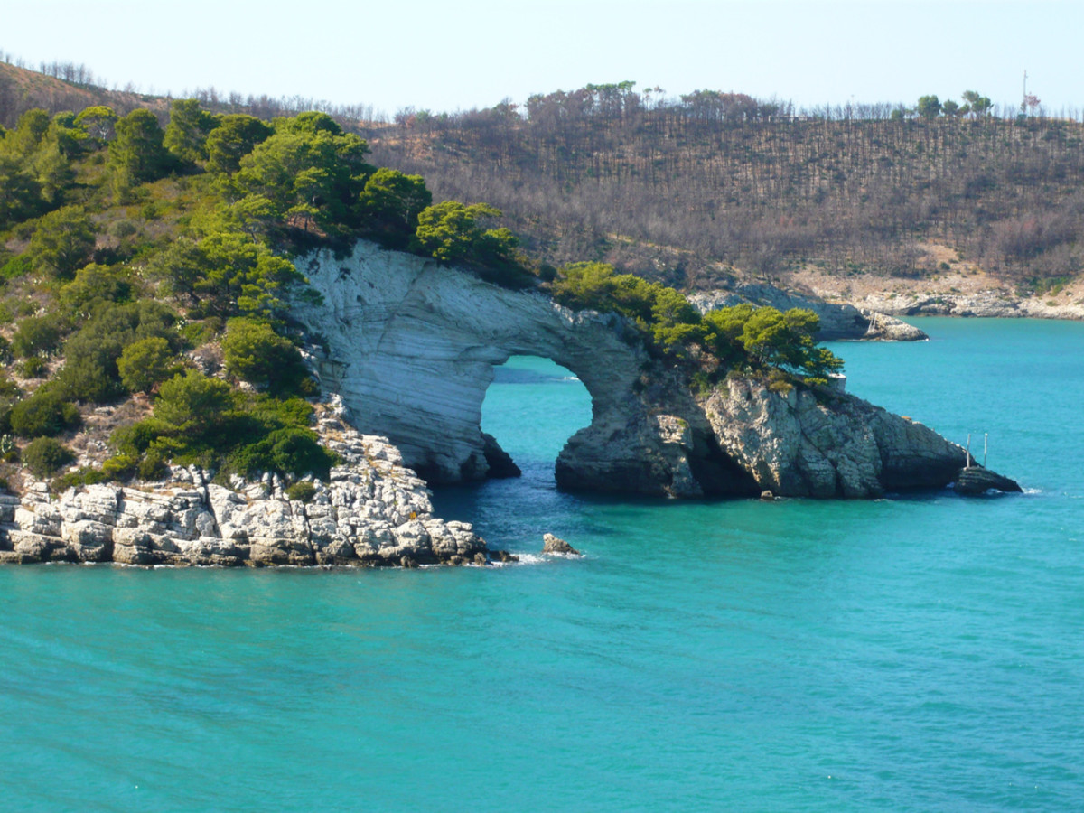 Puglia Italy Top 10 Reasons to Visit. The Gargano Peninsula is one of the best.