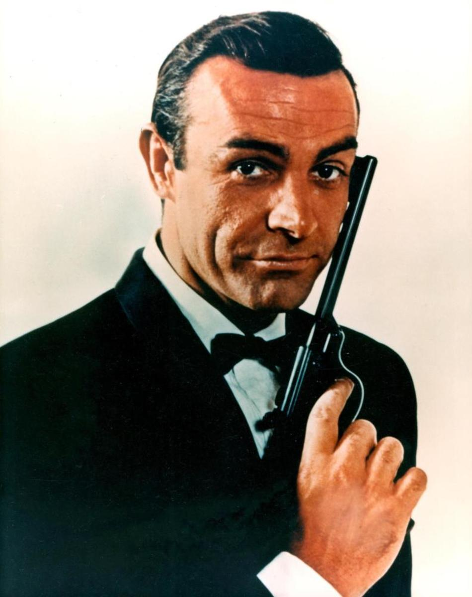 Sean Connery was the first actor to portray James Bond.