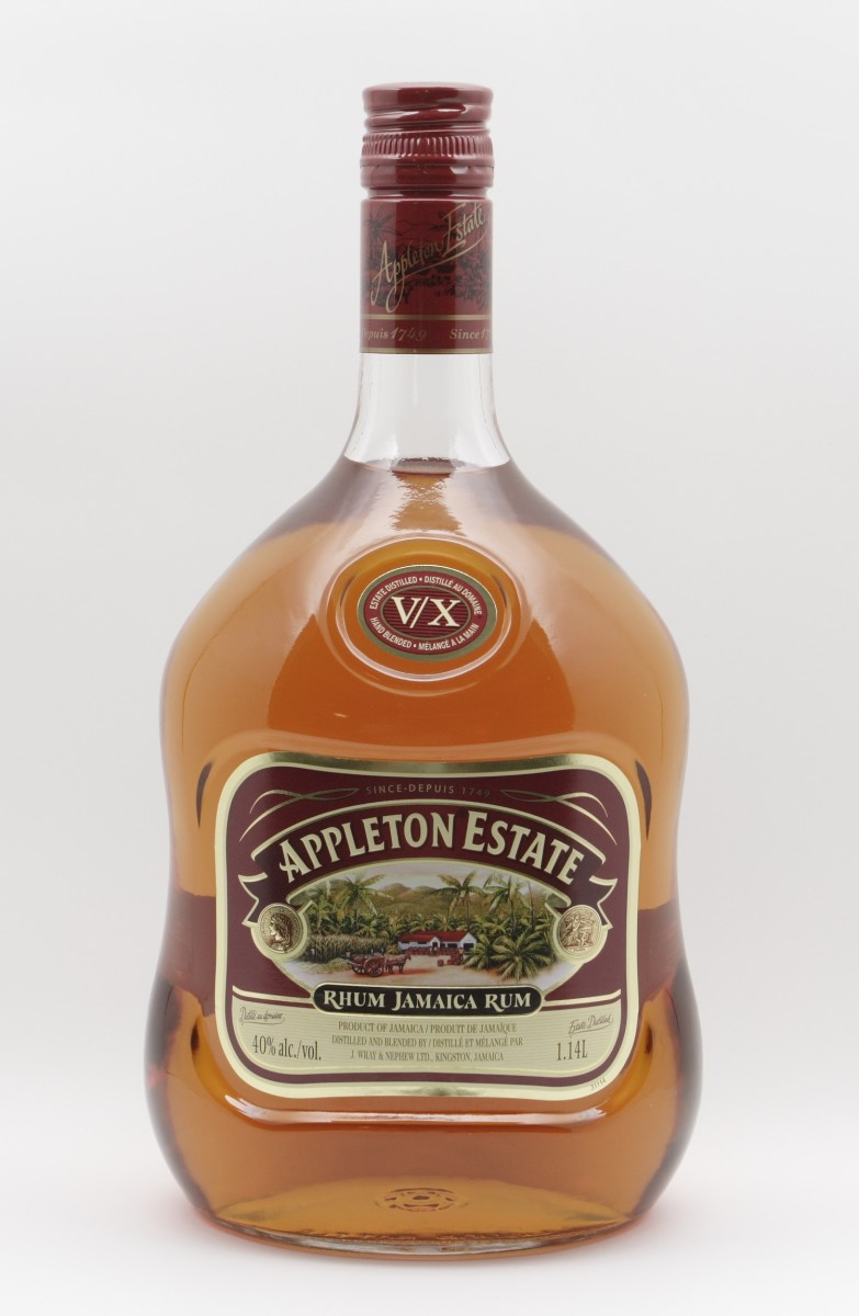 Jamaica produces the most expensive rum in the world (but this is not it).