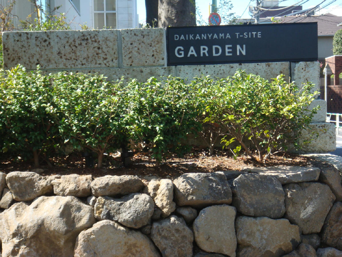 T-Site Garden, epicenter of Daikanyama neighborhood