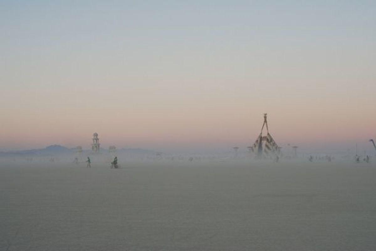 Dusty Playa