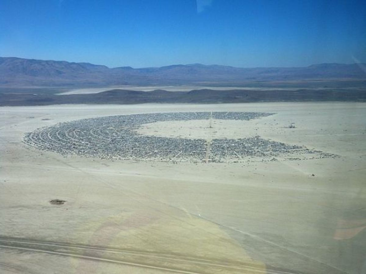 Black Rock City Nevada