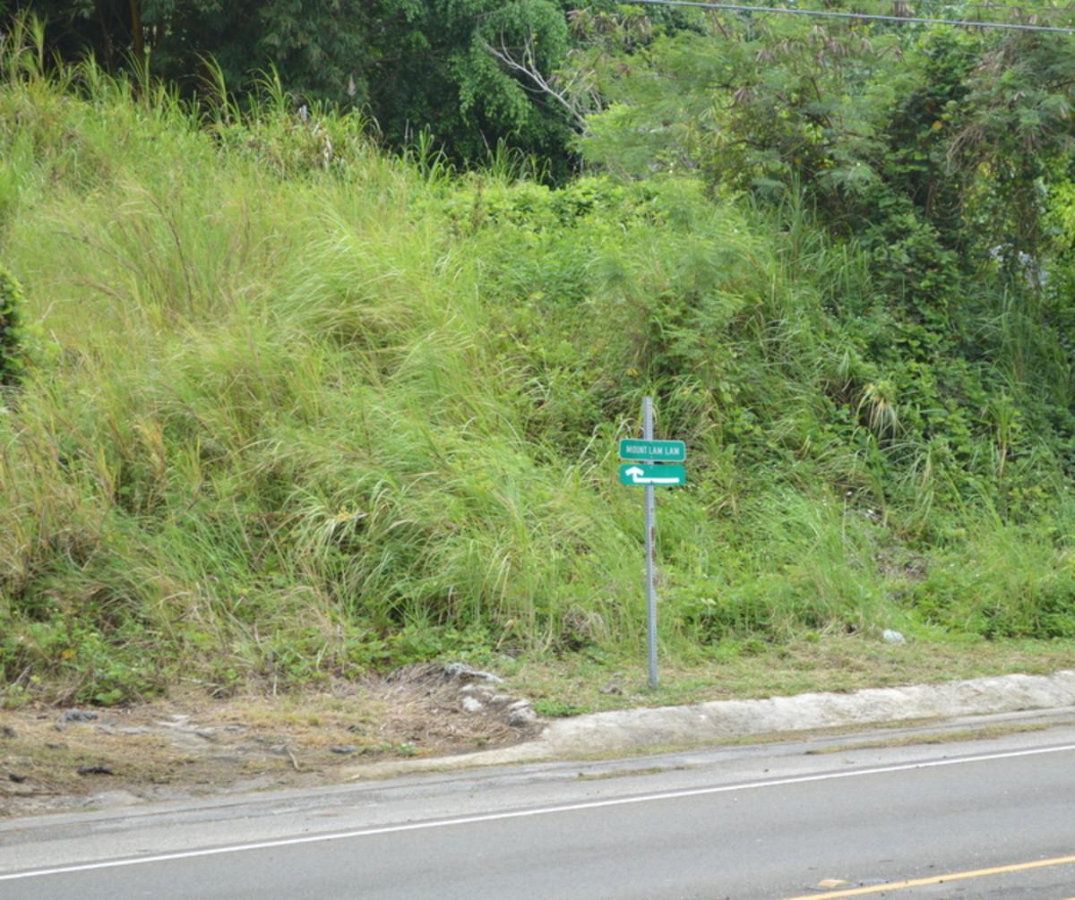 Lamlam sign
