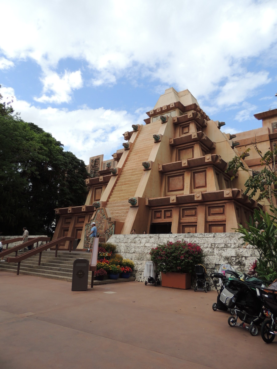Epcot's World Showcase - Mexico