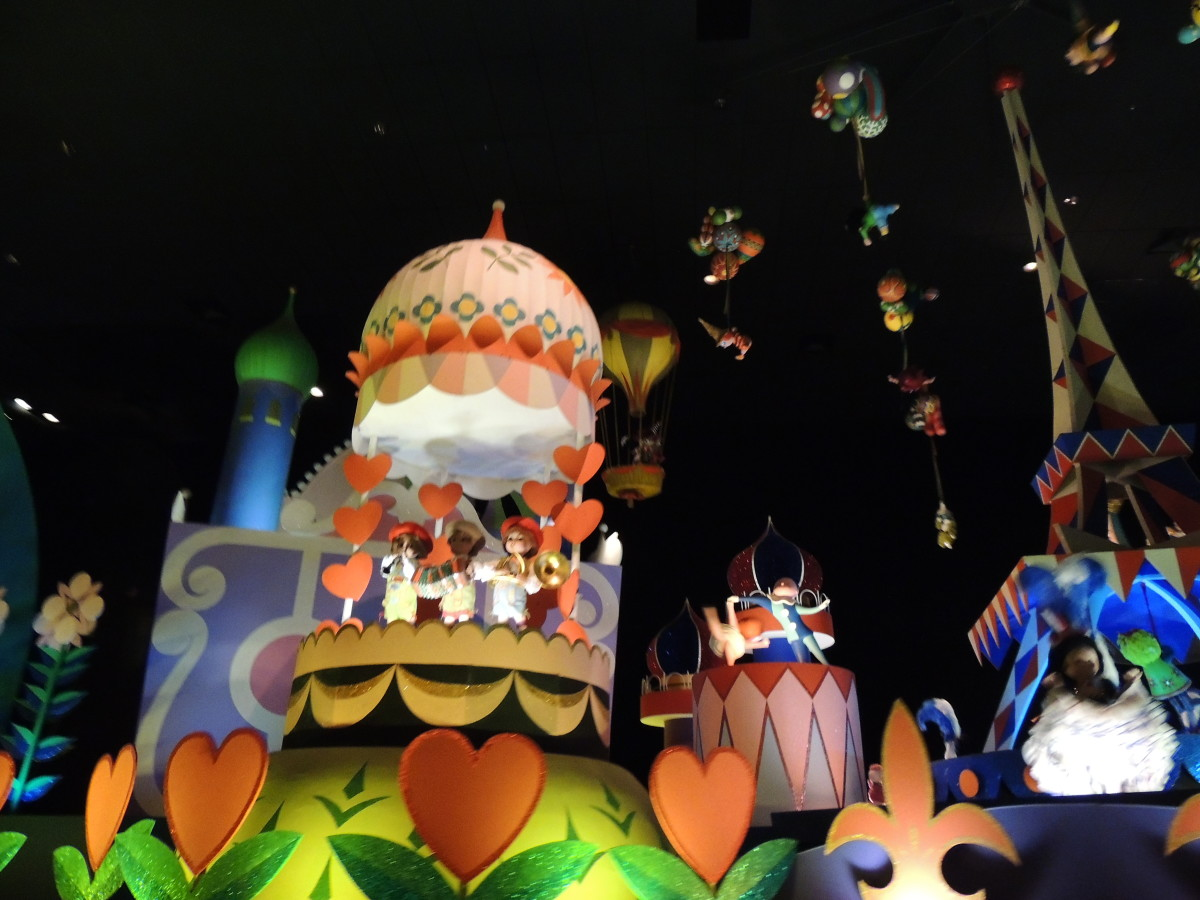 It's a Small World After All