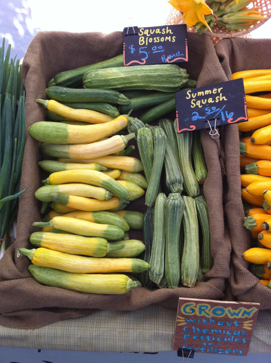 Farmers' Market in Flagstaff