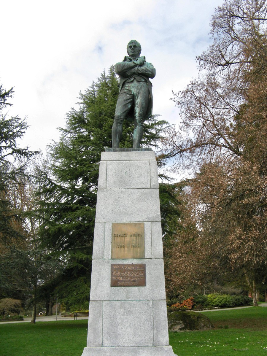 The Robbie Burns Memorial