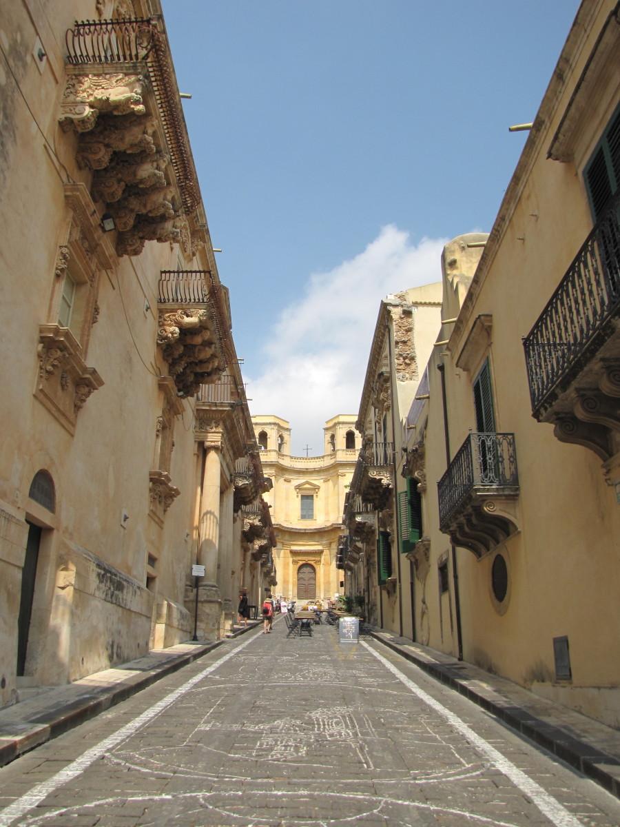 Via Corrado Nicolaci