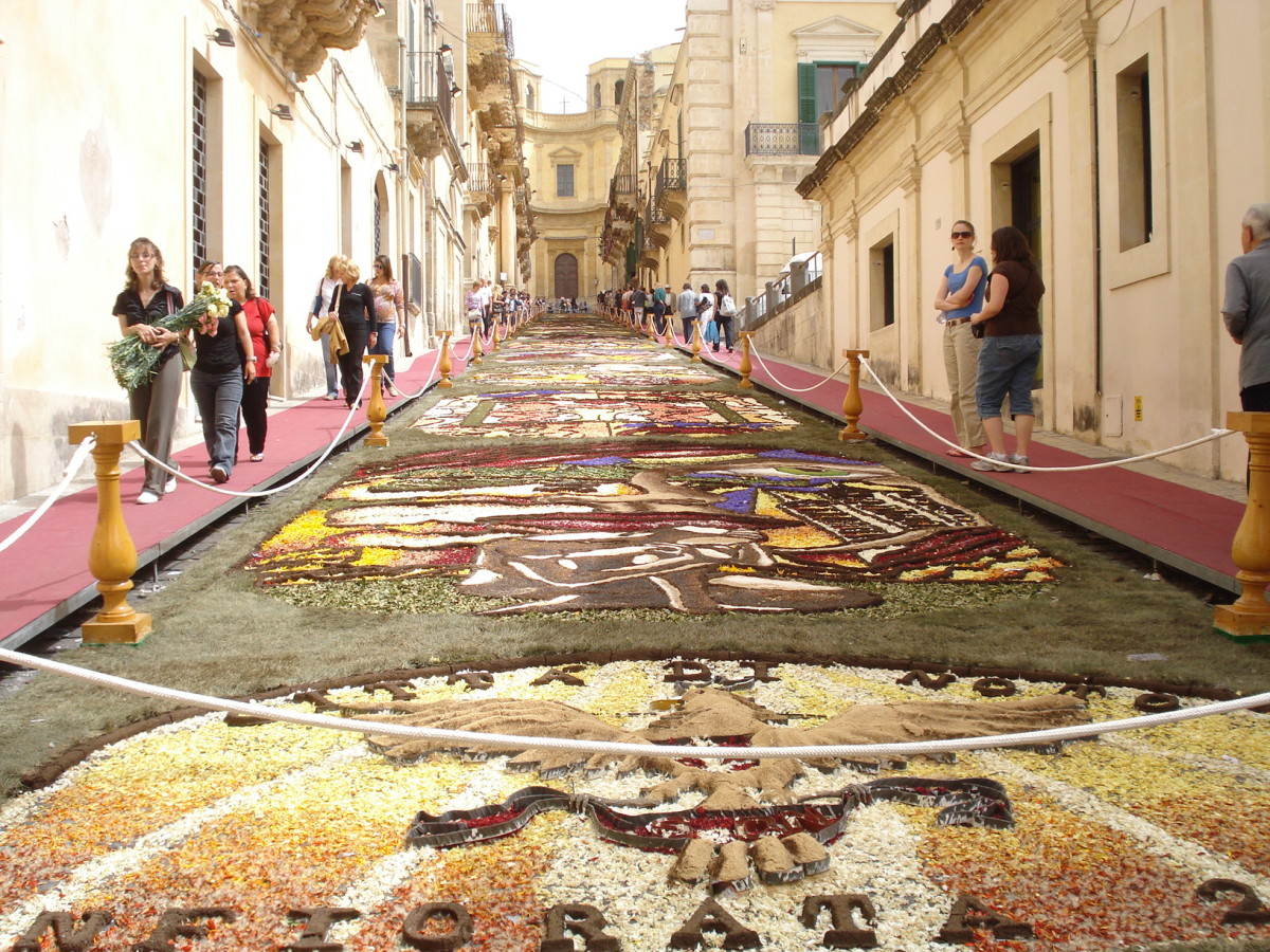 The Noto Flower Festival