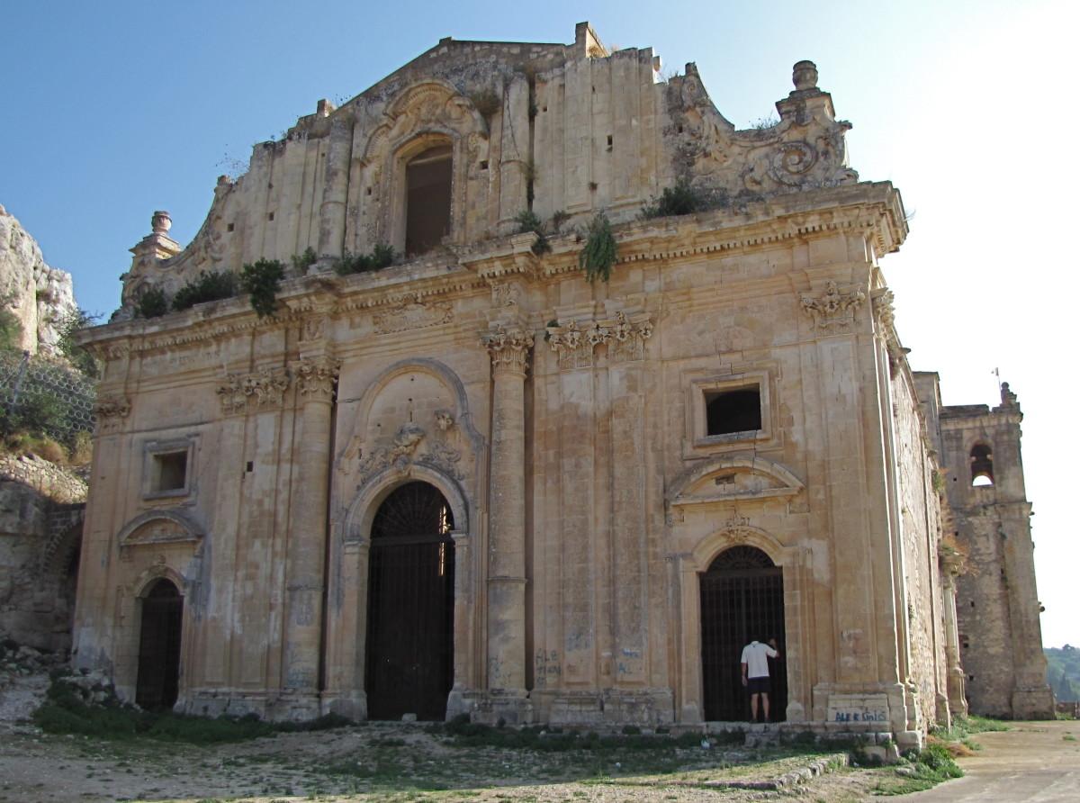 Church of San matteo