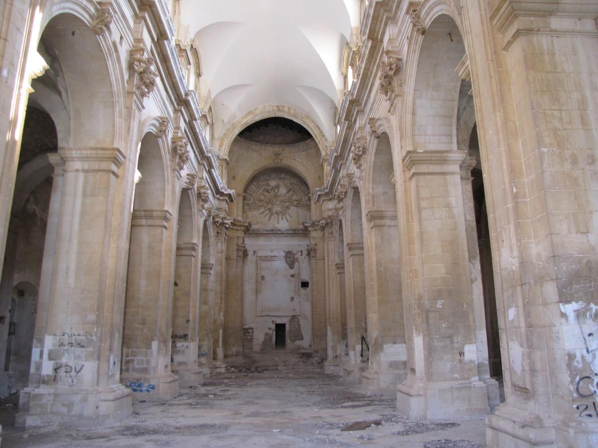 Interior of San Matteo