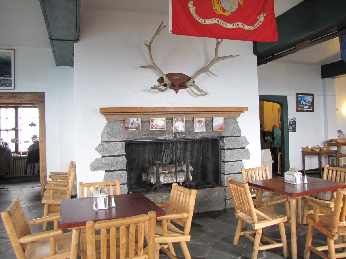 Whiteface Castle Restaurant.