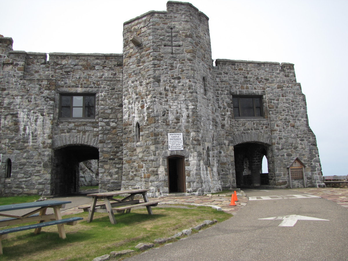 The Whiteface Castle