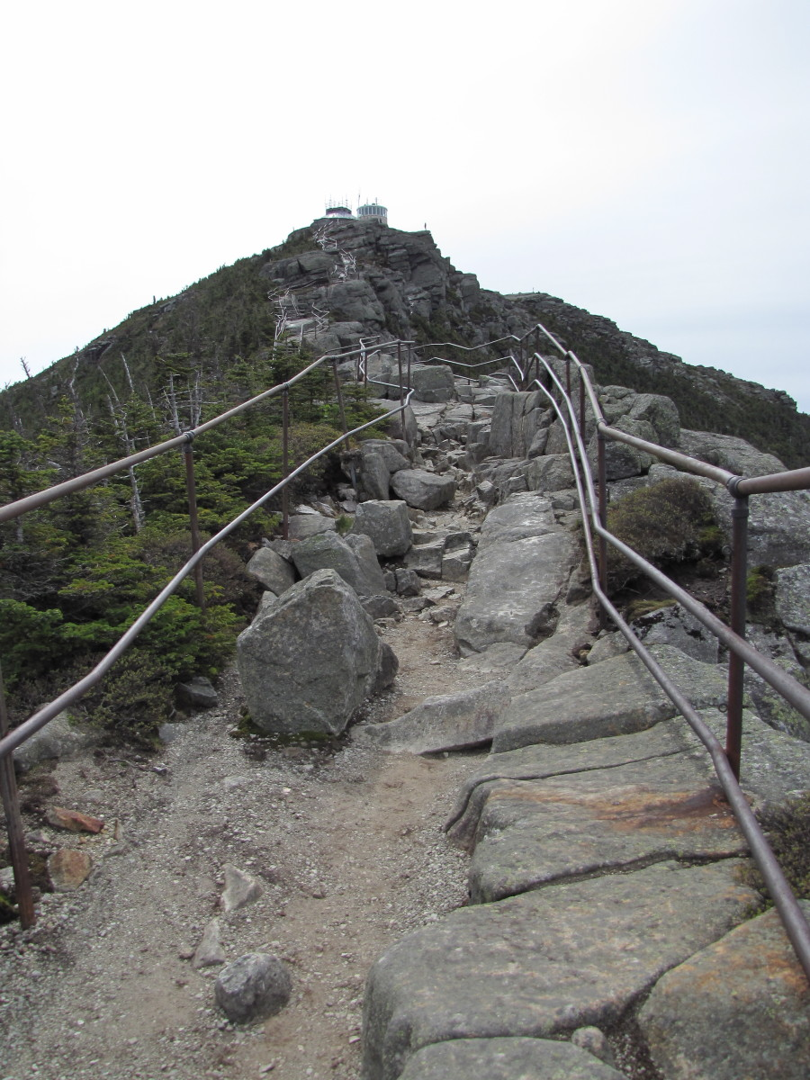The Summit Trail