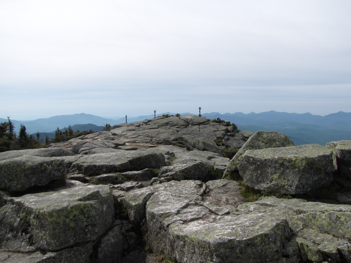 The Summit of Whiteface Mountain