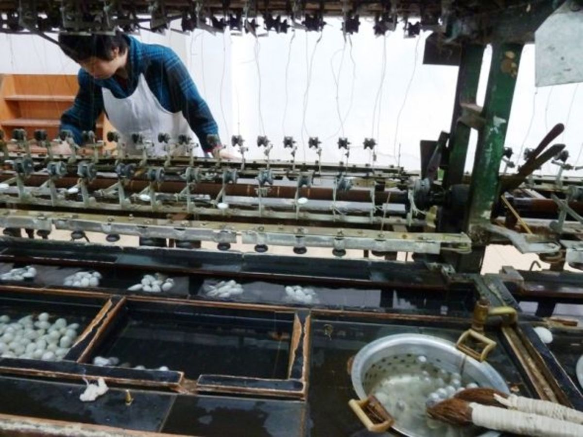 suzhou china silk factory